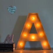 A amarillo luces2