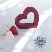 corazón rojo pequeño