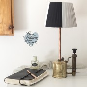 lámpara soplete