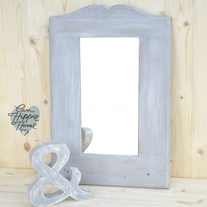espejo gris