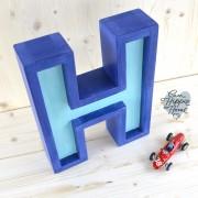 h azules