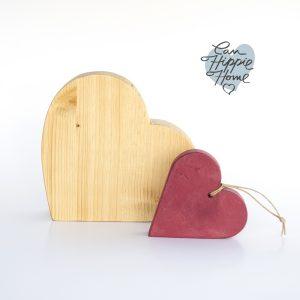 corazon madera