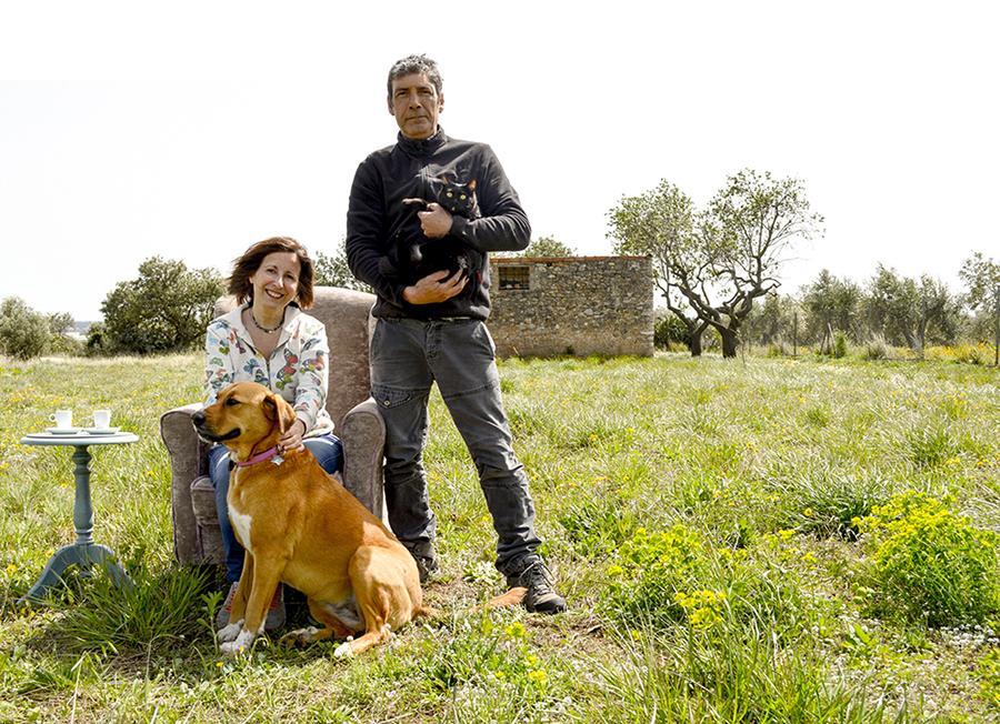 Jose y Marta