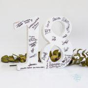número de firmas