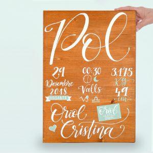 natalicio lettering