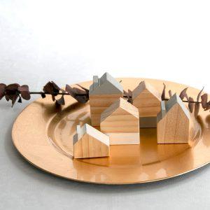 casitas madera