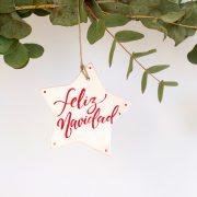 estrella _feli navidad