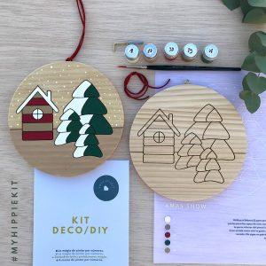 kit deco diy navidad